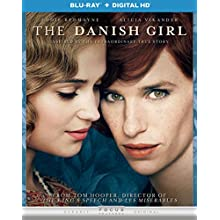 The Danish Girl [Blu-ray] (2015)