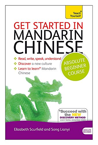 [Best] Get Started in Mandarin Chinese: A Teach Yourself Audio Program [K.I.N.D.L.E]