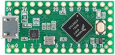 PJRC Teensy LC USB Development Microcontroller Board 32bit 48MHz Cortex-M0 QITA
