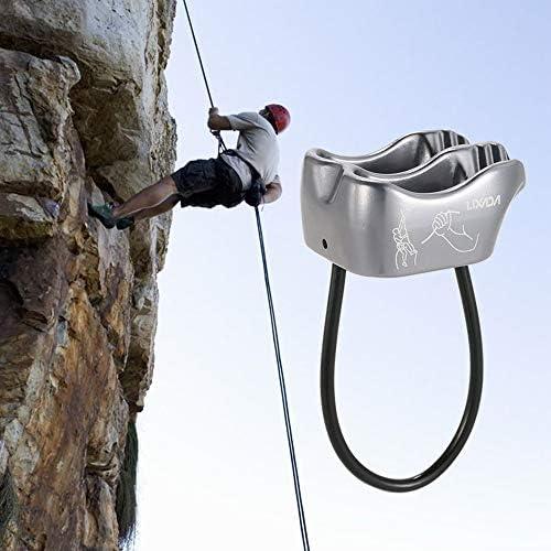 Descendedor de la Cuerda de la Ranura Doble 25KN, Dispositivo ...