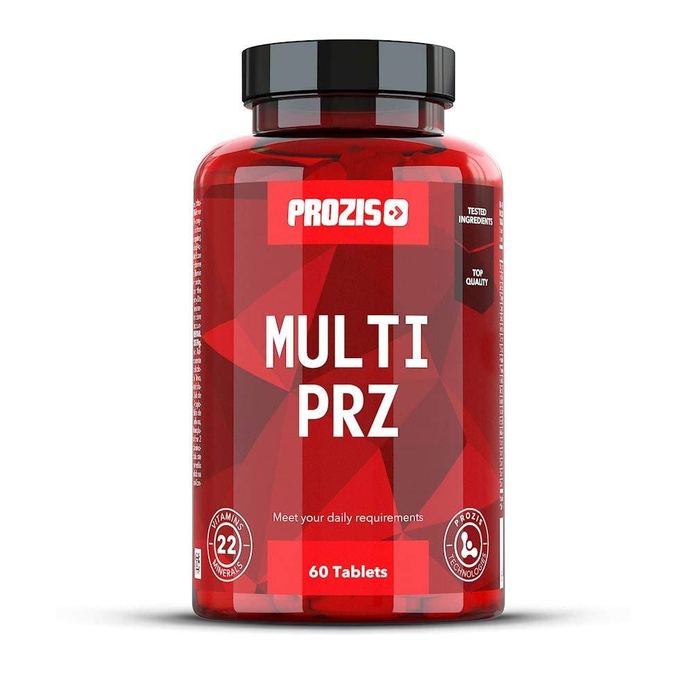 Prozis Multi PRZ - 60 Tabletas - 22 completemento vitamínico - Vitaminas y Minerales - Hombre/Mujer: Amazon.es: Salud y cuidado personal