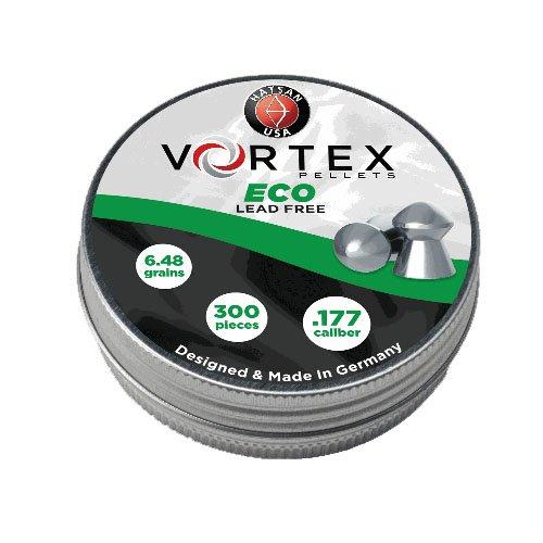 UPC 817461011793, Hatsan Eco Lead Free Pellets, .177, 6.48G (Per 300)