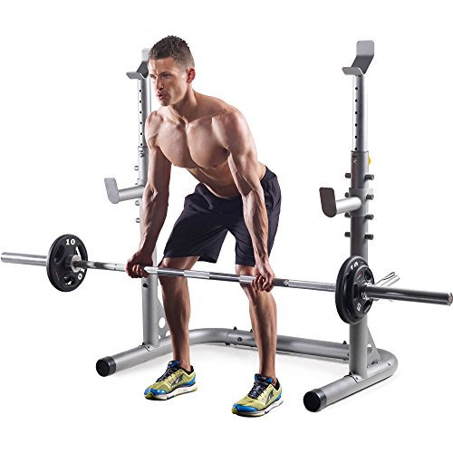 Gold's Gym GGBE20615 XRS 20 Squat Rack by Golds Gym