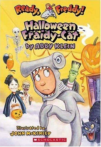 Halloween Fraidy-Cat (Ready, Freddy! No.8) by Abby Klein (2006-08-01) -