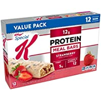 12 Count Special K Protein Meal Bars 19 oz Value Pack (Strawberry)