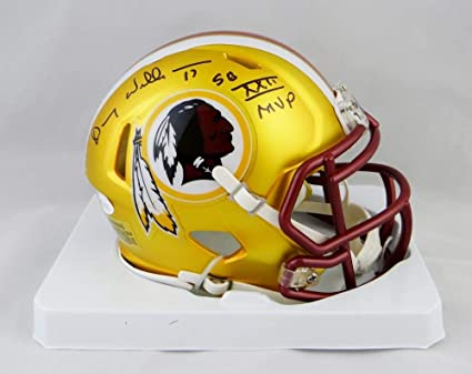 d045ee84 Image Unavailable. Image not available for. Color: Doug Williams SB MVP  Autographed Washington Redskins ...