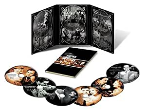 Frank Capra Collection (w/Scrapbook):(You Can't Take..,Mr. Smith Goes..,Deeds Goes..,It Happ..,Amrcn Madness) (Bilingual)