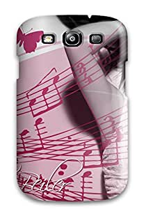 Premium YFjkgdt7904DSKAd Case With Scratch-resistant/ Nadine Beiler Case Cover For Galaxy S3