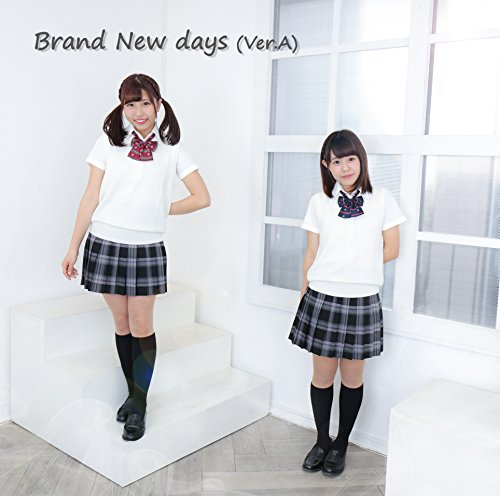 Sakuranbo Chuiho! - Brand New Days (Type A) [Japan CD] FPR-24