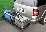 Highland 1042000 Hitch Mounted Cargo Carrier
