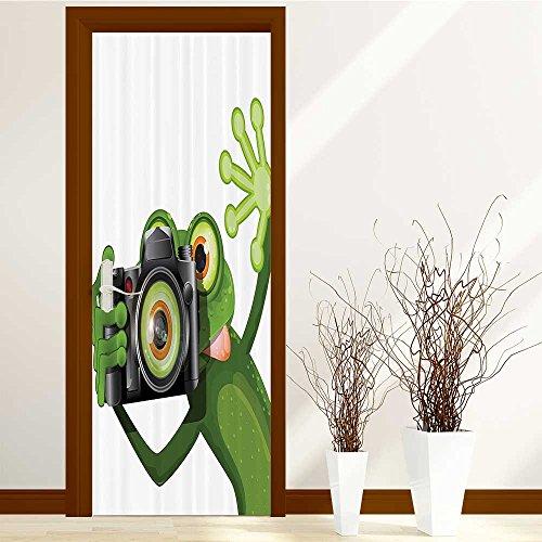 leaf frog fridge - 9