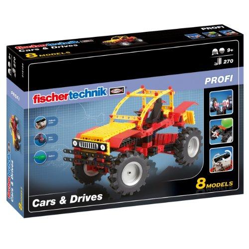 Fischertechnik Car and Drives by fischertechnik (Image #1)