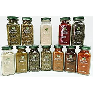 Simply Organic Gourmet Starter 12 Spices Gift Set 51jwYLA5nJL
