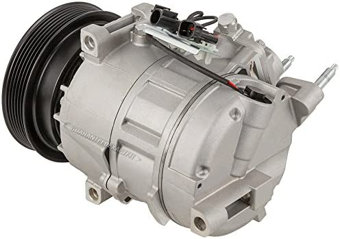 AC Compressor A/C Clutch For Volvo S60 S80 V70 XC60 XC70 XC90 Land Rover LR2 - BuyAutoParts 60-02344NA New
