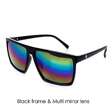 835ca33df6 Square Sunglasses Men Brand Designer Mirror Photochromic Oversized Sunglasses  Male Sun Glasses For Man