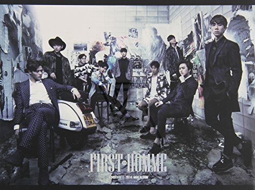 CD : ZE:A - First Homme (mini Album) (Asia - Import)