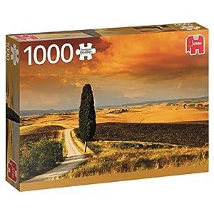Jumbo 618362 Puzzle Tramonto Toscano