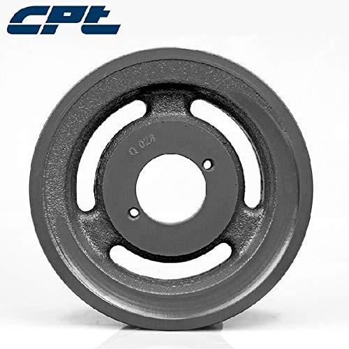 Cast Iron Fevas CPT 2BK65H v Belt Pulley 6.25OD B Belt Section ISO9001 Certified 2BKH Pulley - Bore Diameter: H H Bush Required 2 Grooves Remark bore Dia.