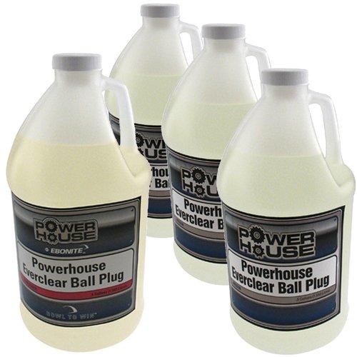 Ebonite Powerhouse Everclear Ball Plug Kit