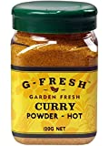 G-Fresh Curry Powder (Hot Madrass), 120 g