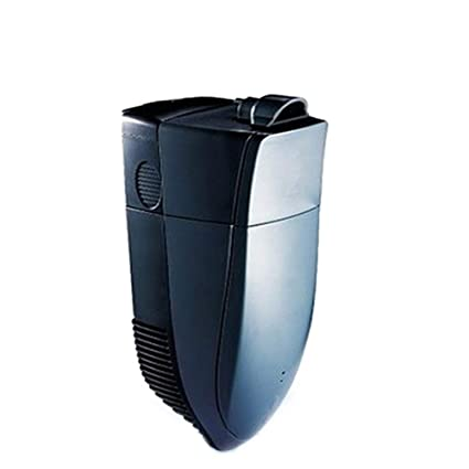 LIFUREN Filtro de pecera Purificador de Agua Tesoro magnético de carbón Activado. Adsorber los residuos