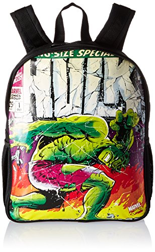 Price comparison product image BB Designs Stylish Comics Close Up Design Marvel Hulk Backpack
