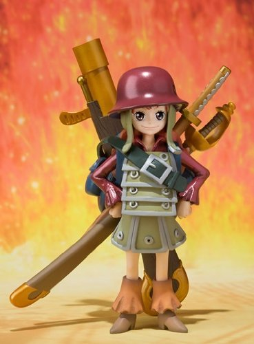 Soul Web Exclusive Figuarts ZERO Nami ONE PIECE FILM Z battle clothes (8 years old) Ver. (japan import)