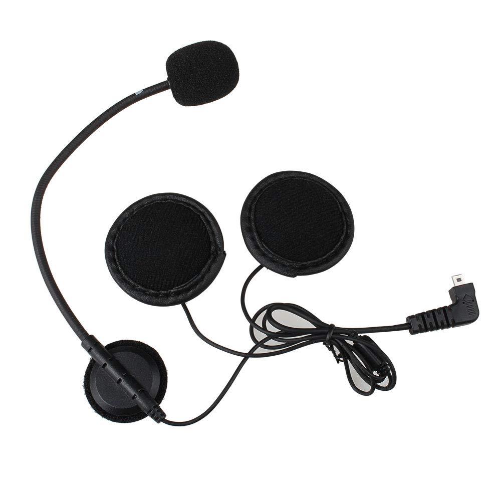 Amazon.com: BT-S2/S3 Motorcycles Bluetooth Intercom Headset Communication System Accessories Kit (Hard Microphone): Automotive