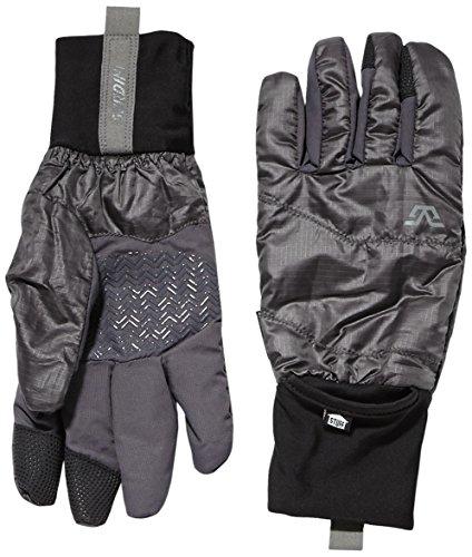Gordini Women's Stash Lite Touch Gloves, Charcoal Grey, Medium