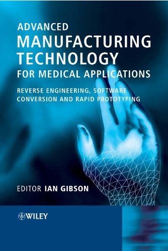 Advanced Manufacturing Technology for Medical Applications: Reverse Engineering, Software Conversion and Rapid Prototyping (Data Conversion Best Practices)