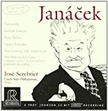 : Janacek: Sinfonietta / Lachian Dances / Taras Bulba / Opera Preludes / The Cunning Little Vixen-suite / The Makropulos Case