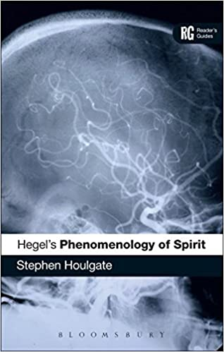 Book Hegel's 'Phenomenology of Spirit': A Reader's Guide (Reader's Guides) by Stephen Houlgate (2013-01-10)