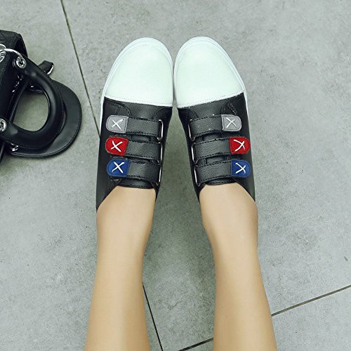 Mocasines Lindos Zapatos Mujer Mee Zapatos Negros nS88txIT