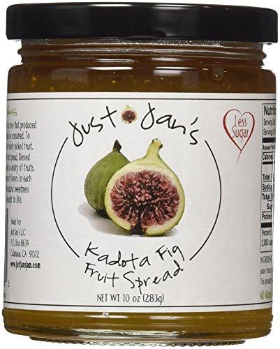 Just Jan's Kadota Fig Spread, 10 oz.