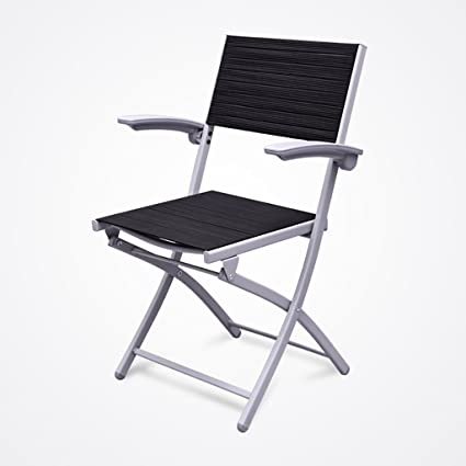 Chair QL sillones Plegables Silla Plegable casera del ...