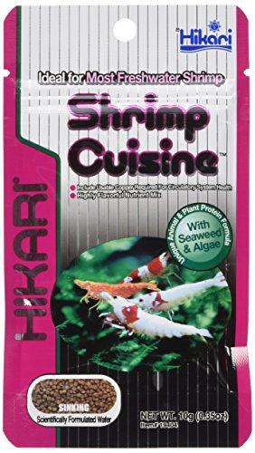 Meal Enhancer (Hikari Inc AHK19404 Shrimp Cuisine 0.35 -Ounce)