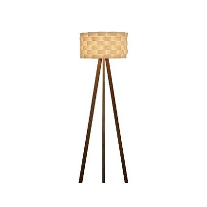 LXJYMXLámpara de pie estándar Nordic Creativo Dormitorio de ...