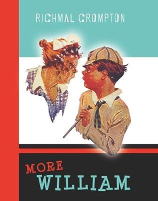book cover of More William