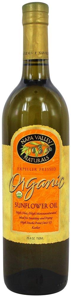 Napa Valley Naturals - Organic Sunflower Oil - 25.4 oz