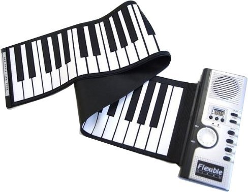 Compact SY-177 with I bind round and round portable roll piano (japan import)