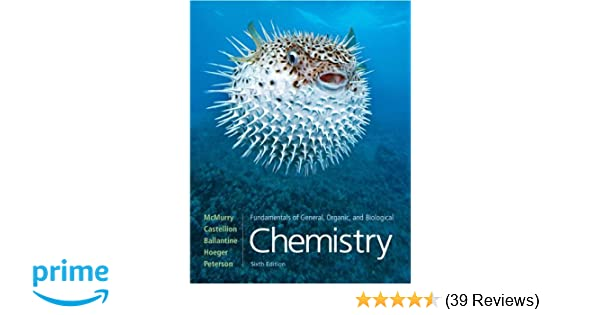 Amazon fundamentals of general organic and biological amazon fundamentals of general organic and biological chemistry 6th edition 9780136054504 john e mcmurry david s ballantine carl a hoeger fandeluxe Images