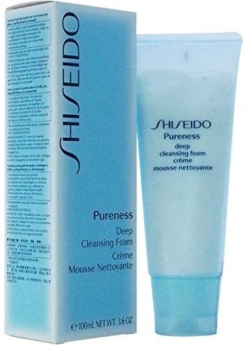 - Unisex Shiseido Pureness Deep Cleansing Foam Cleansing Foam 1 pcs sku# 1788765MA