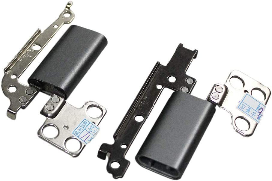Zahara Laptop LCD Screen Hinge Left+Right Set Replacement for Dell Inspiron 13MF 7368 7378 P69G I7368 I7378