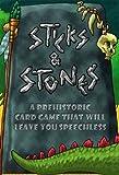 Studio 2 S2P20002 Sticks and Stones Game