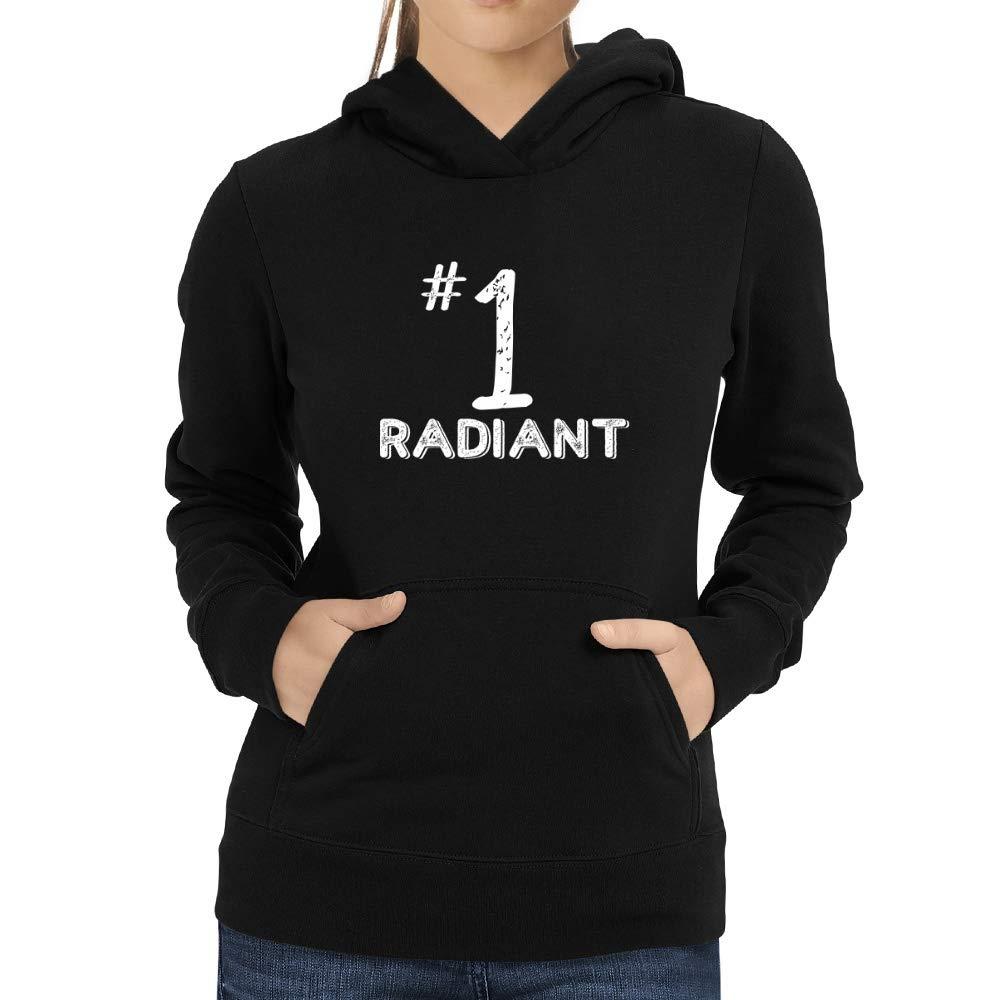 Eddany Number 1 Radiant Women Hoodie