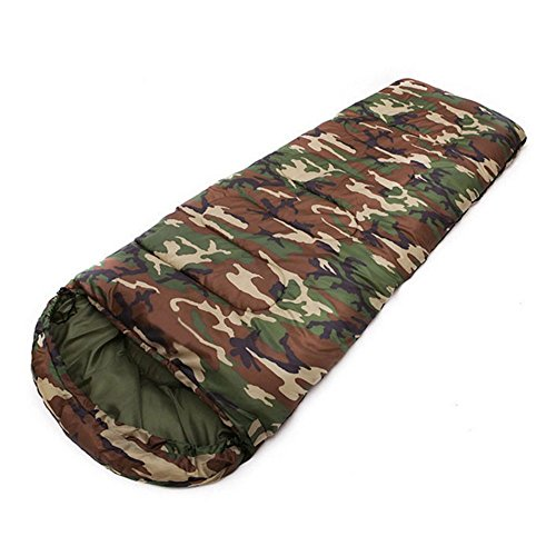 Sleeping Bag – Envelope Lightweight Portable, Waterproof, Comfort With Compression Sack - Great For 4 Season Traveling, Camping, Hiking, Outdoor Activities & Boys. -