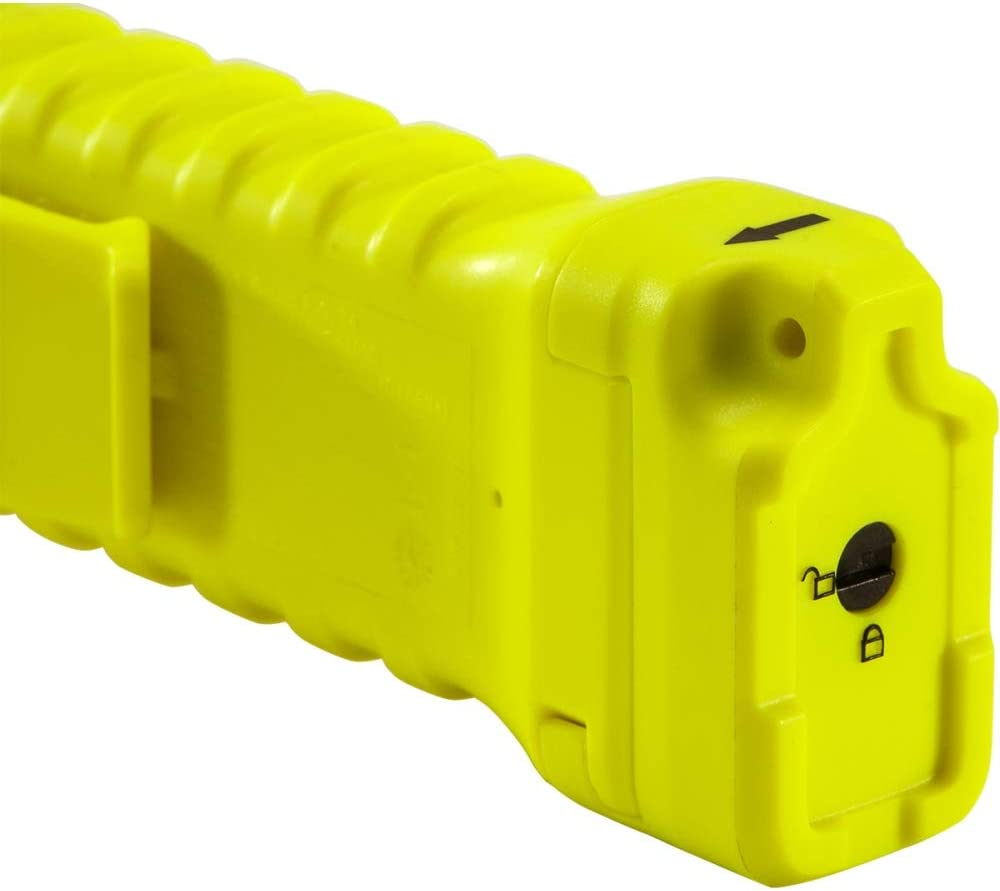 Peli Light 3415 LED ATEX Zone 0 gelb Einsatzlampe Taschenlampe Knickkopflampe