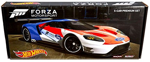 Hot Wheels Forza Motorsport Premium Vehicle Set