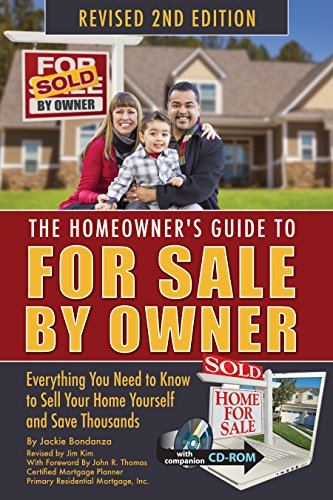 Homeowners Guide Sale Owner Everything ebook product image