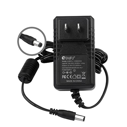 TAIFU 12V AC Adapter for Ameda Double Electric Purely Yours